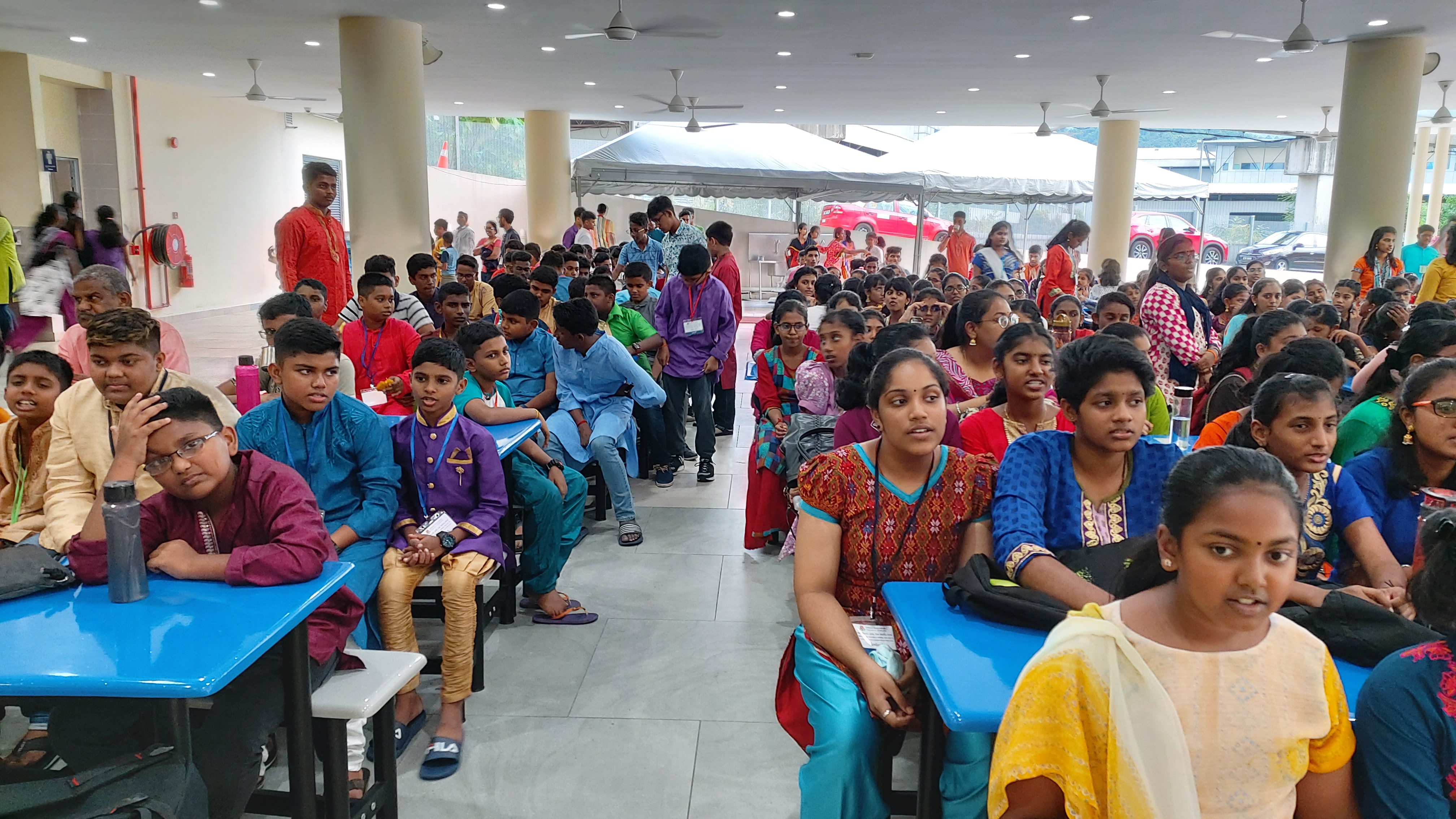 Telugu Moral Camp 2019